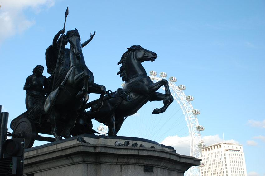Mikkel Paige Photography | Travel | London, England | London Eye