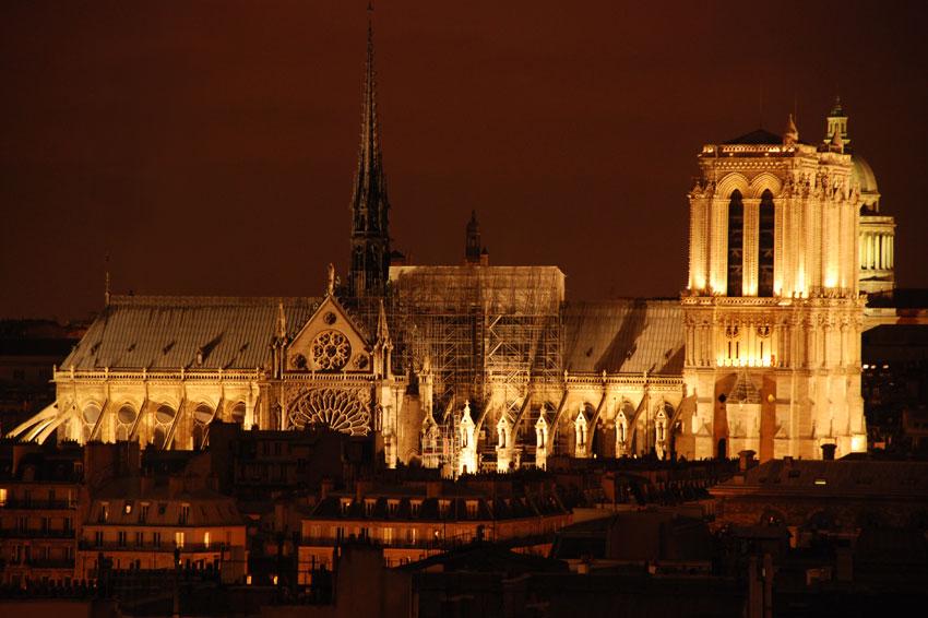Mikkel Paige Photography | Paris, France | Centre Pompidou | Georges | Notre Dame