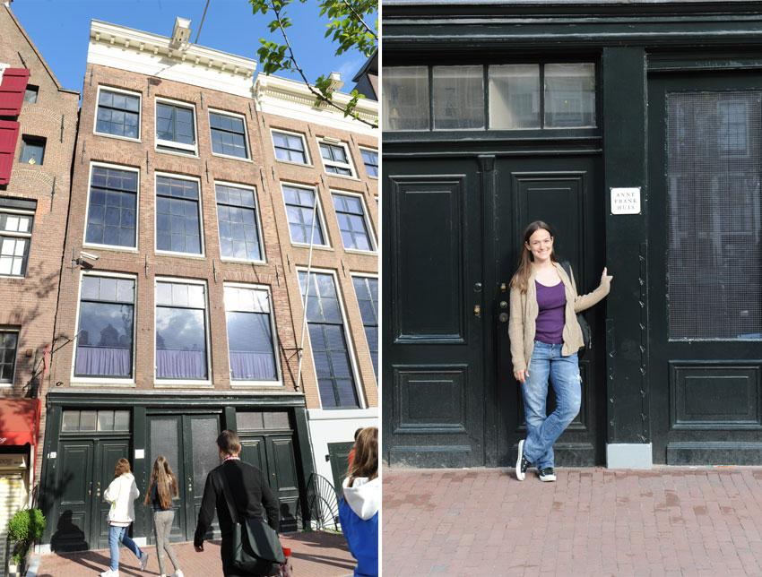 Mikkel Paige Photography   Travel   Europe   Amsterdam, Netherlands   Anne Frank Haus