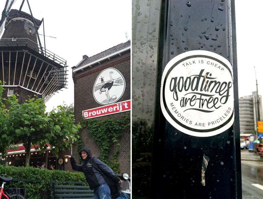 Mikkel Paige Photography   Travel   Europe   Amsterdam, Netherlands   Brouwerij 't Ij Brewey