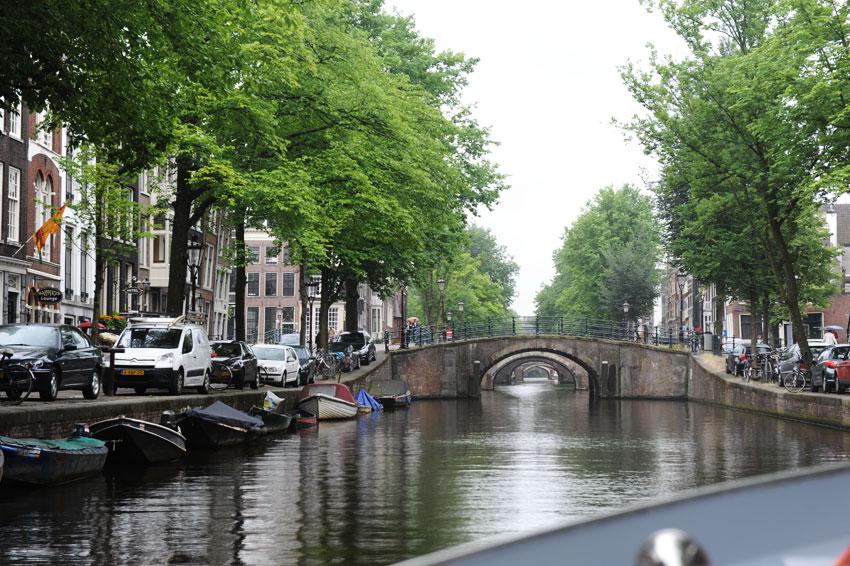 Mikkel Paige Photography   Travel   Europe   Amsterdam, Netherlands   Canals