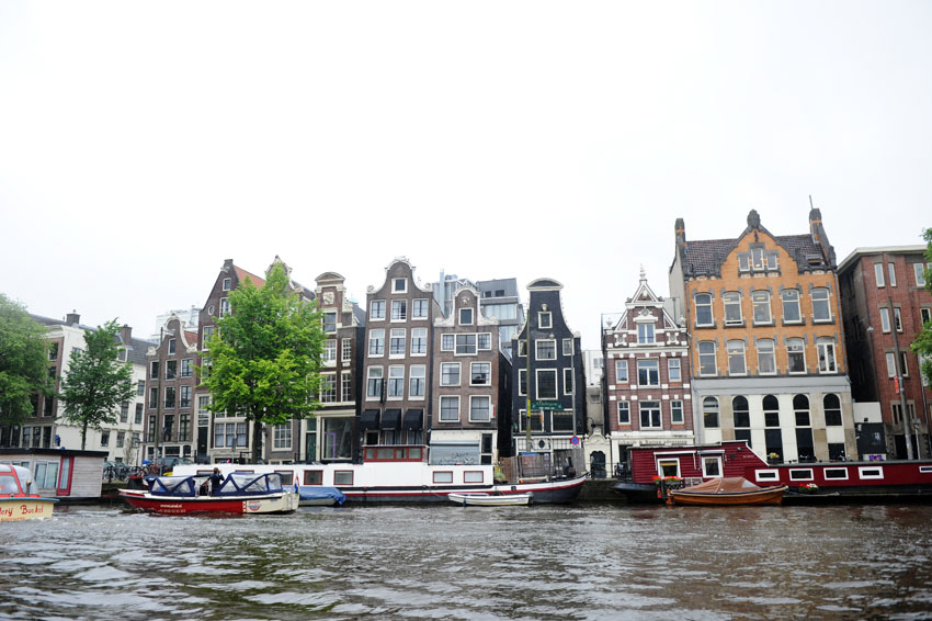 Mikkel Paige Photography | Travel | Europe | Amsterdam, Netherlands | Canals