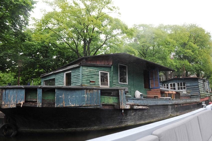 Mikkel Paige Photography   Travel   Europe   Amsterdam, Netherlands   Boat House