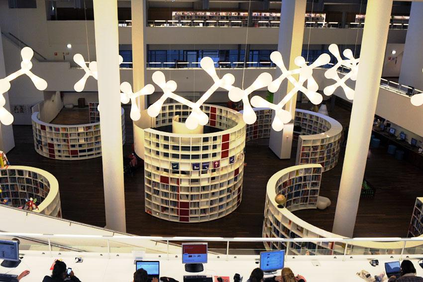 Mikkel Paige Photography   Travel   Europe   Amsterdam, Netherlands   Public Library