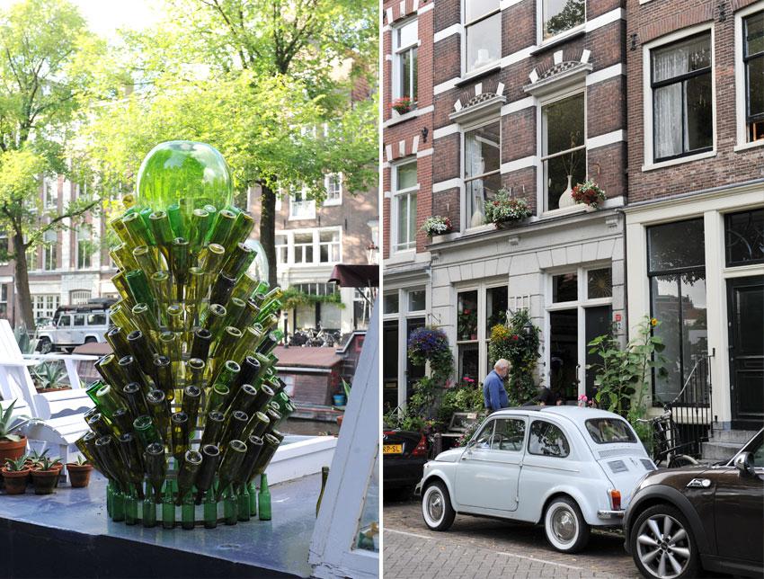 Mikkel Paige Photography   Travel   Europe   Amsterdam, Netherlands   Beer Bottle Art