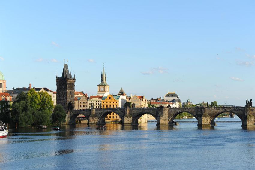 Mikkel Paige Photography | Europe | Prague, Czech Republic | Charles Bridge