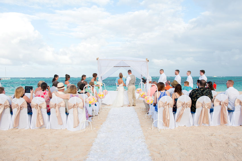 Photos By Mikkel Caribbean Destination Wedding In Punta Cana Dominican Republic At Larimar Resort