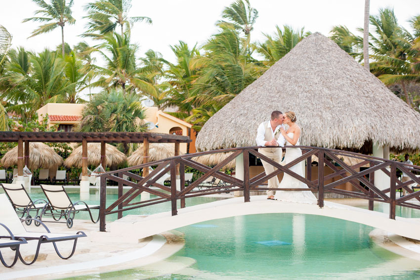 Punta Cana Destination Wedding Photographer O Caribbean Beach Front O Freyja Tyler