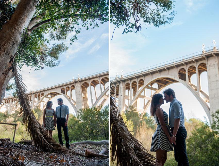 Wedding Photography Pasadena Ca: Anniversary Love In Arroyo Seco Park, California