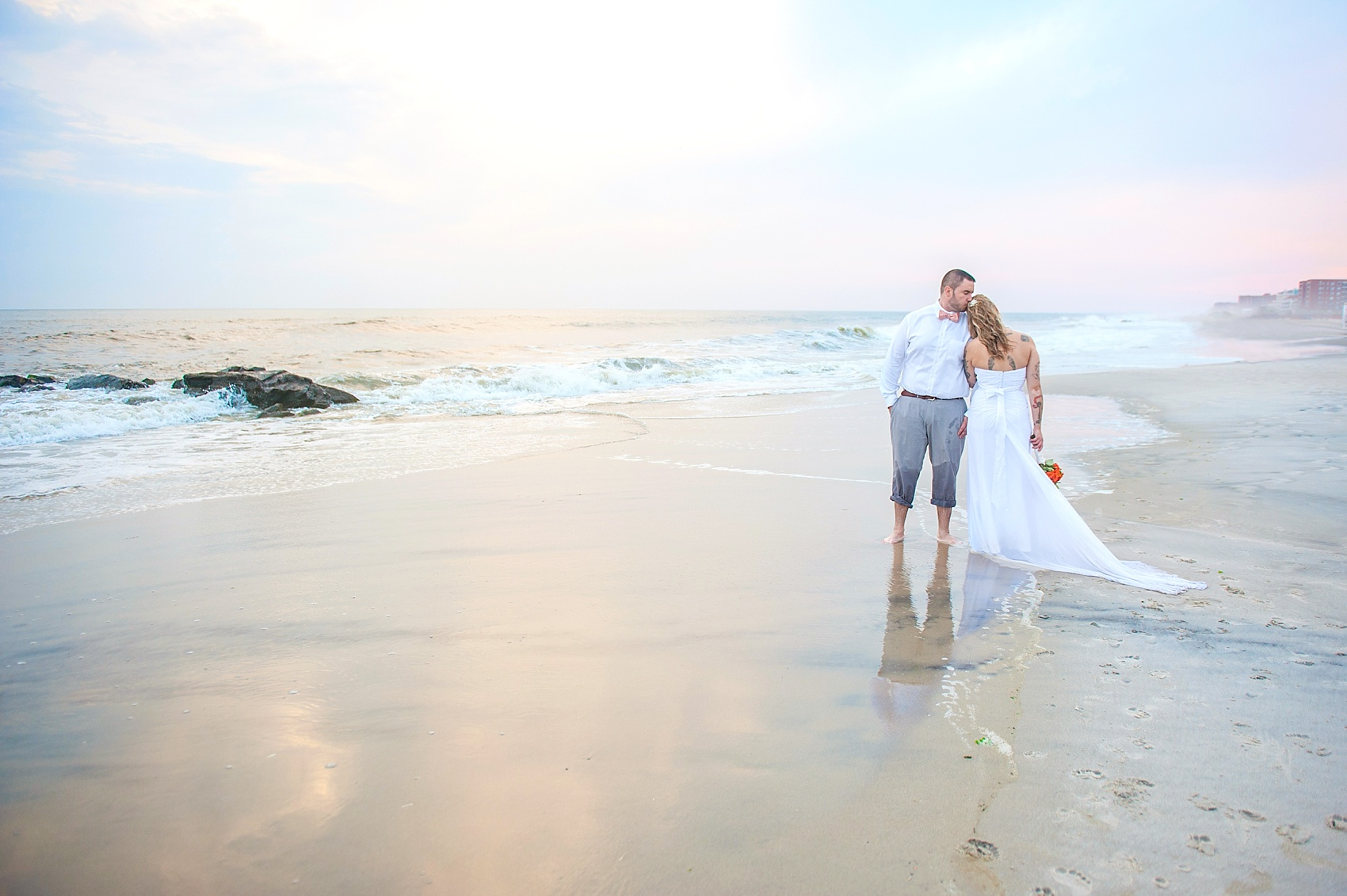 Sunset Beach Wedding Throwback Thursday Raleigh And Nyc Sweet 16 Venue Long Island Treats