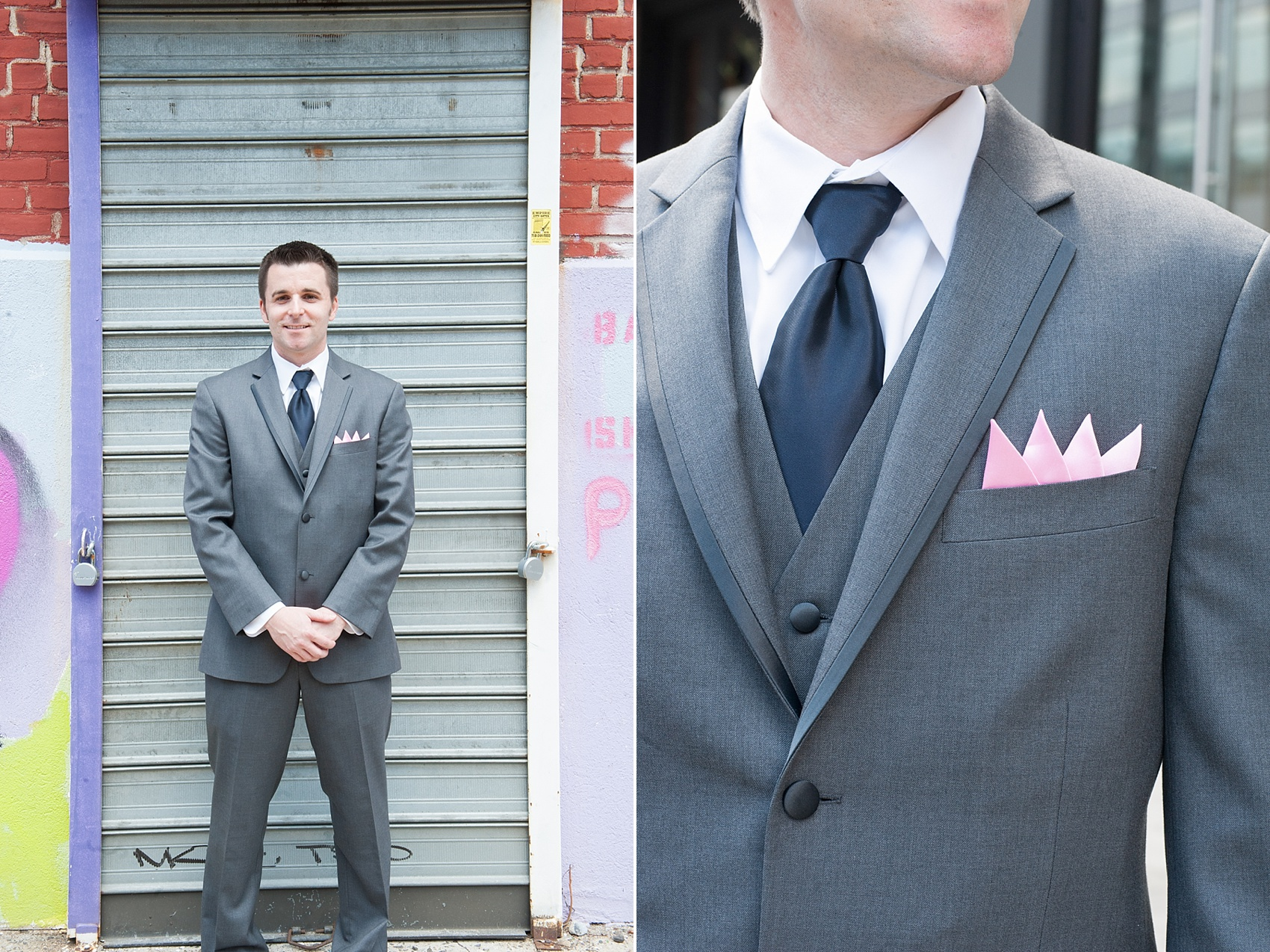 Colorful Summer Wedding Tuxedo Inspiration - All Wedding Dresses ...