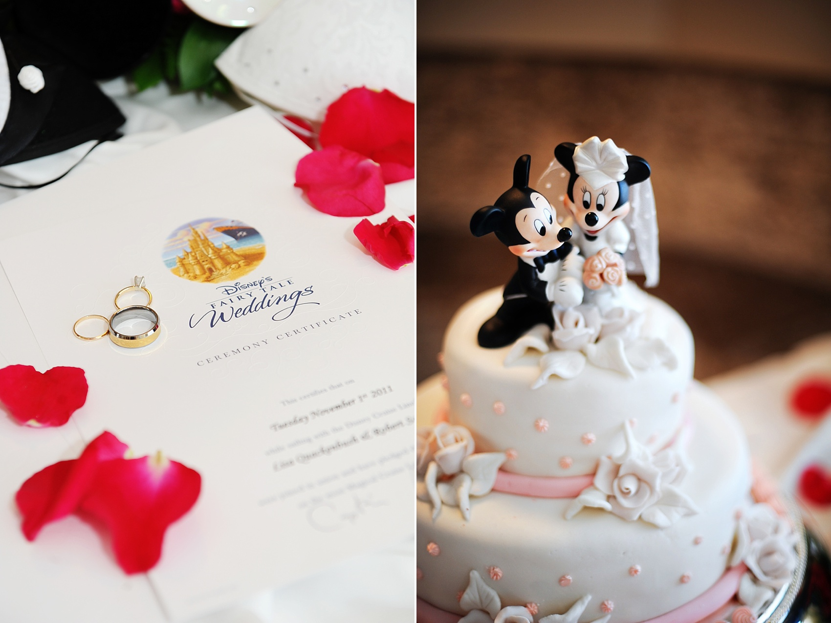 Disney Cruise Line Wedding s • Caribbean and Castaway Cay