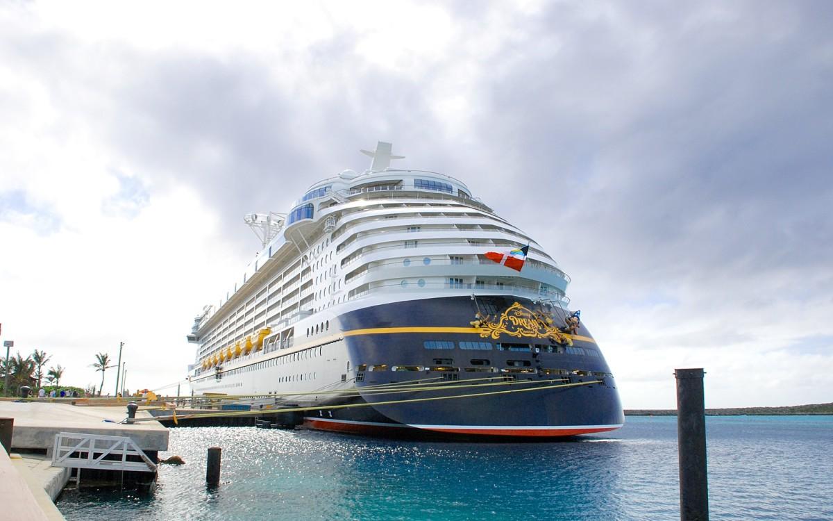 Disney Cruise Line Wedding Photos • Caribbean and Castaway Cay Getaway