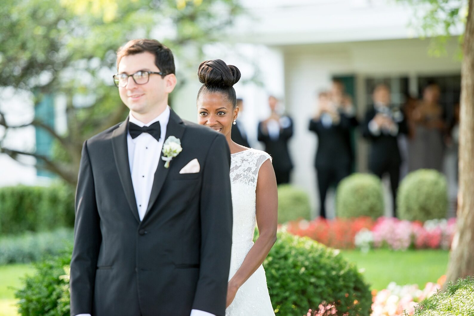 First look! Photos by Mikkel Paige Photography at The Conservatory at the Madison Hotel, New Jersey.