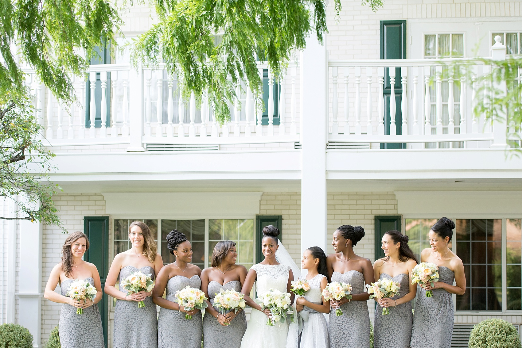 The Conservatory at the Madison Hotel • Summer Wedding Photos ...