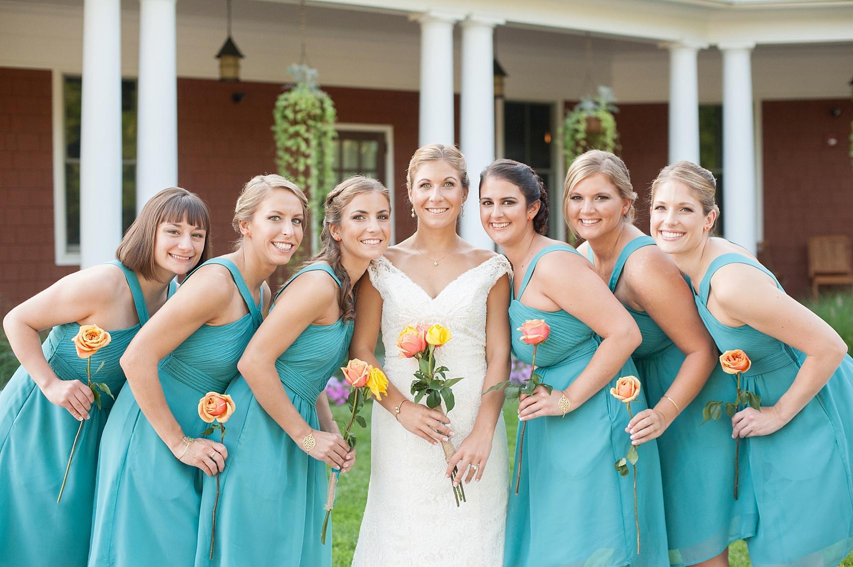 Hollow Brook Golf Club Wedding Photos Kristen