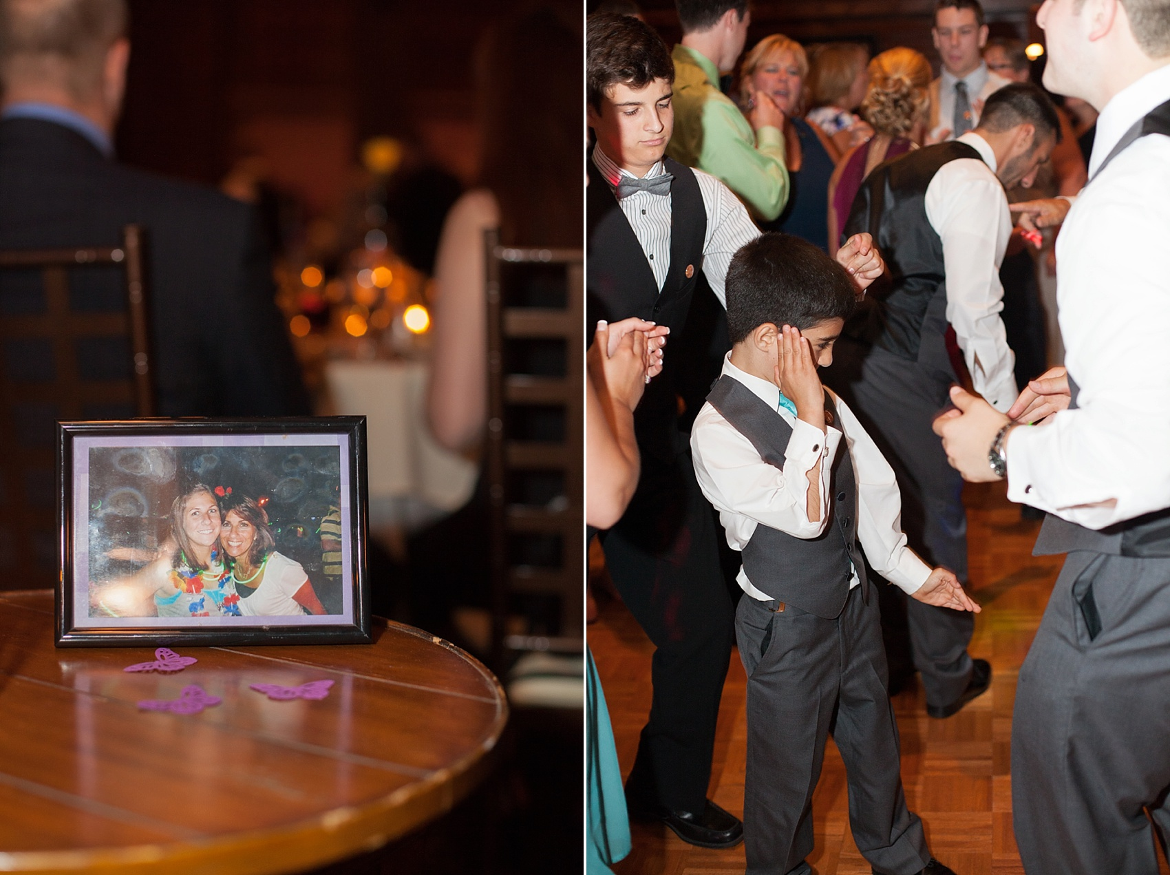 Rustic Hollow Brook Golf Club summer wedding photos in Cortlandt Manor, New York, by Mikkel Paige Photography.