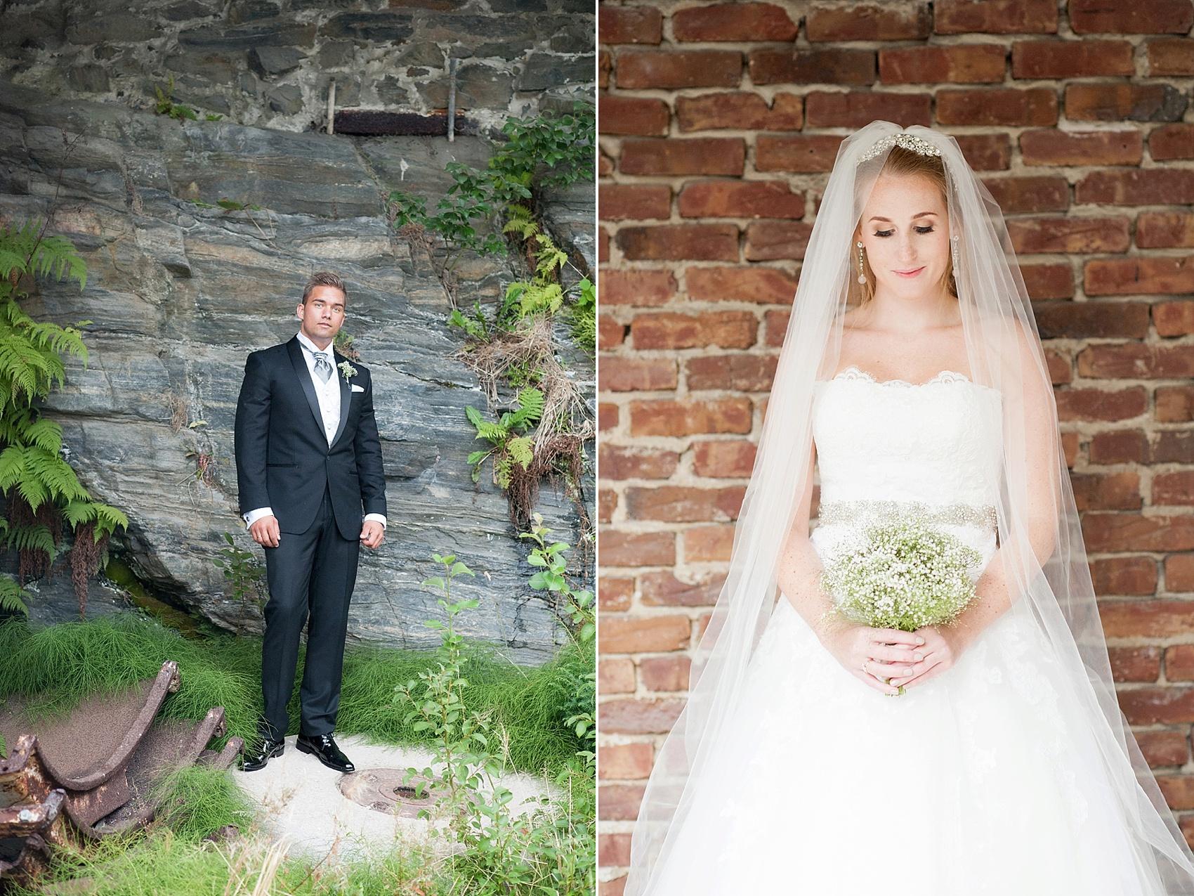 Wedding photos in Alvoen and Bergen, Norway. Destination photographer Mikkel Paige Photography.