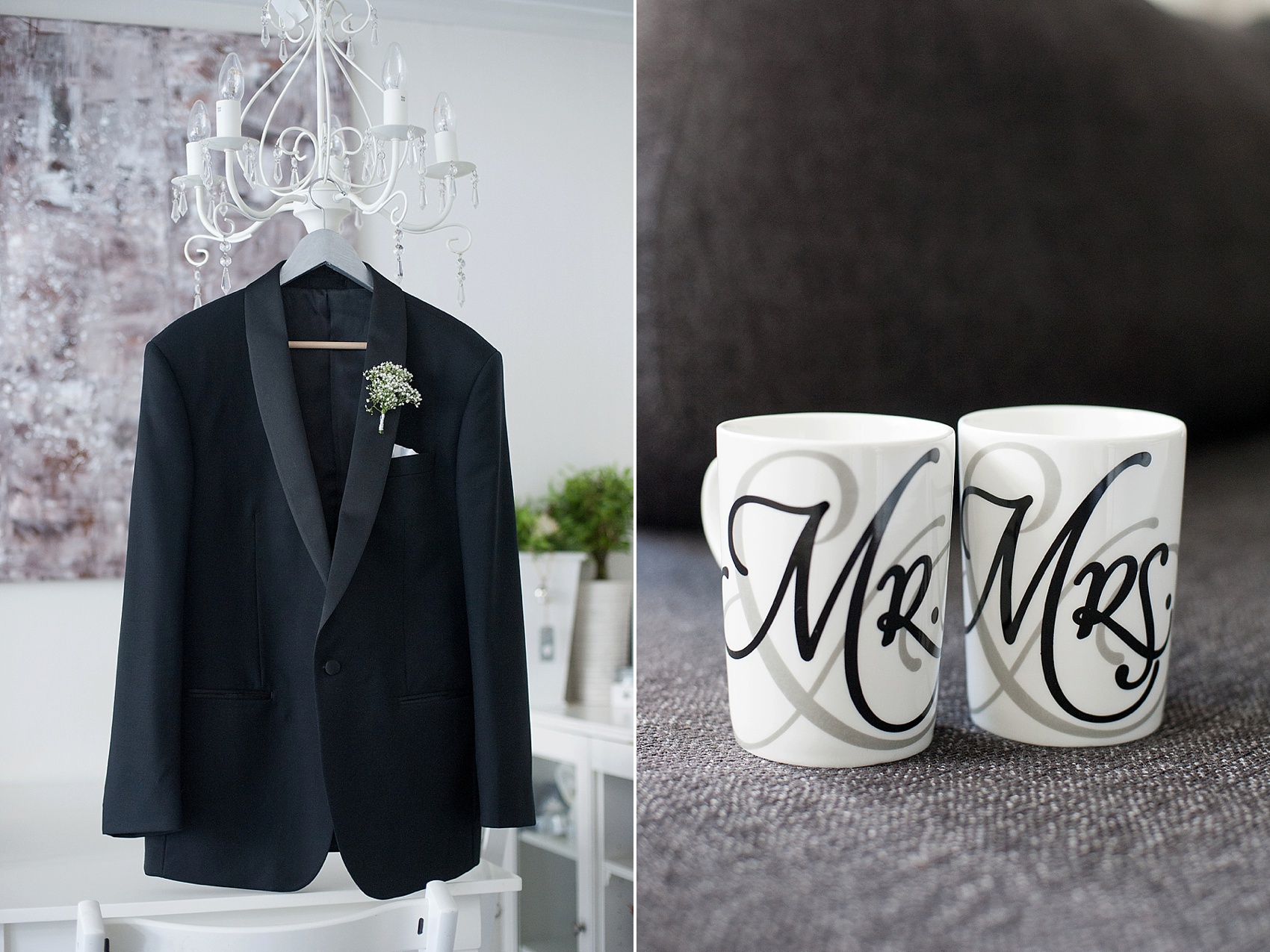 Wedding photos in Bergen, Norway. Destination photographer Mikkel Paige Photography.