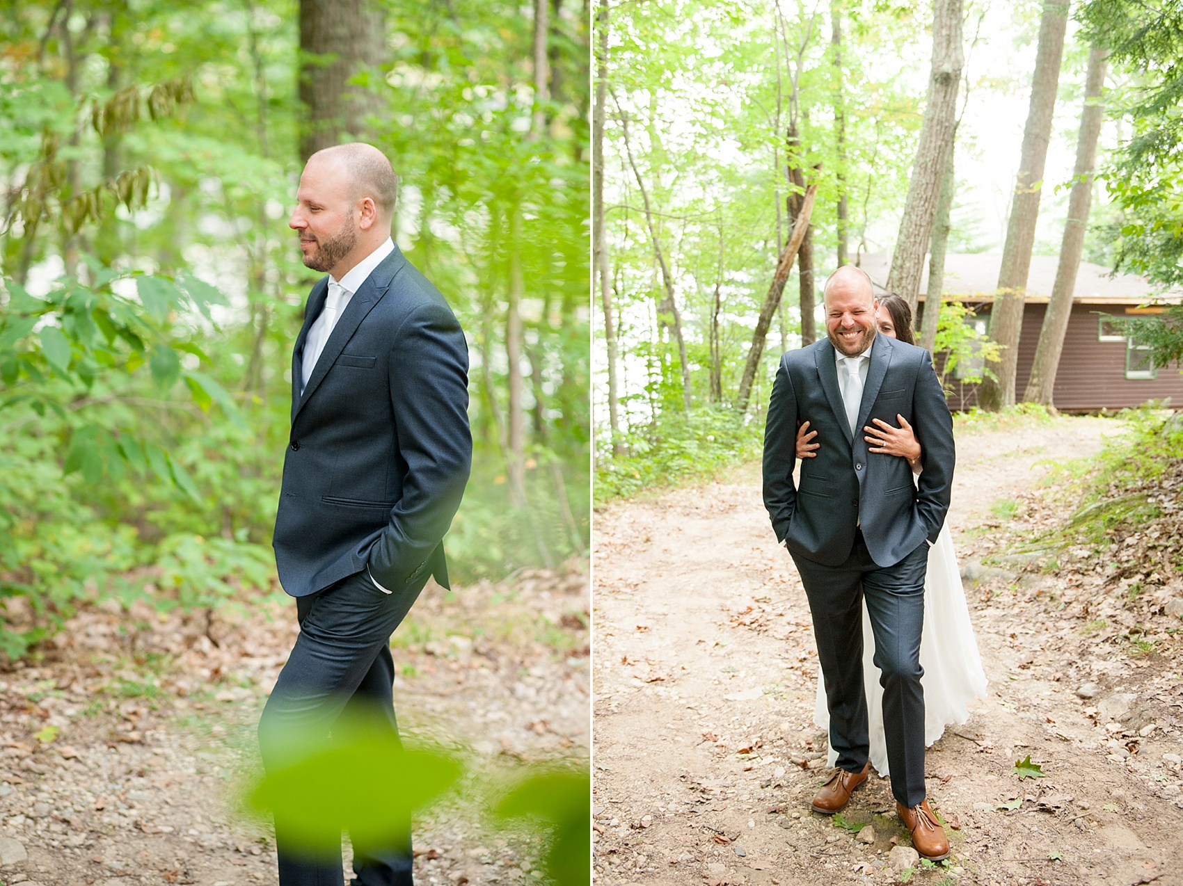 Rustic Massachusetts Berkshires wedding at Camp Wa Wa Segowea. Photos by Mikkel Paige Photography, destination wedding photographer.