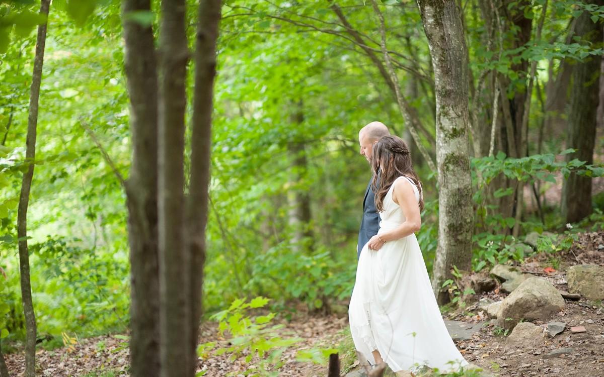 Berkshires Wedding Photos • Camp Wa Wa Segowea • Carly + Devin