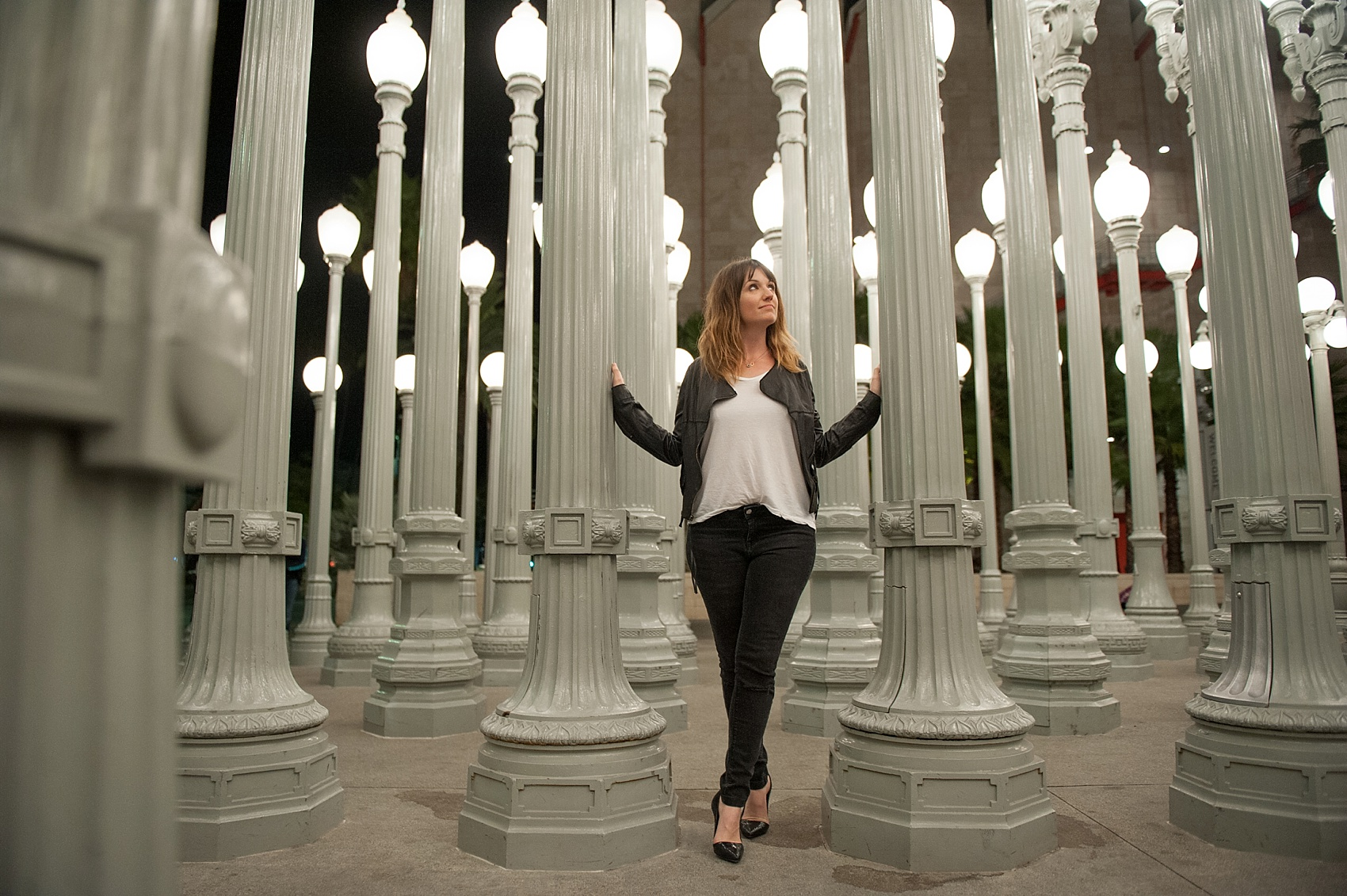 California Iconic Lamp Posts Photos Couple Photos At Los