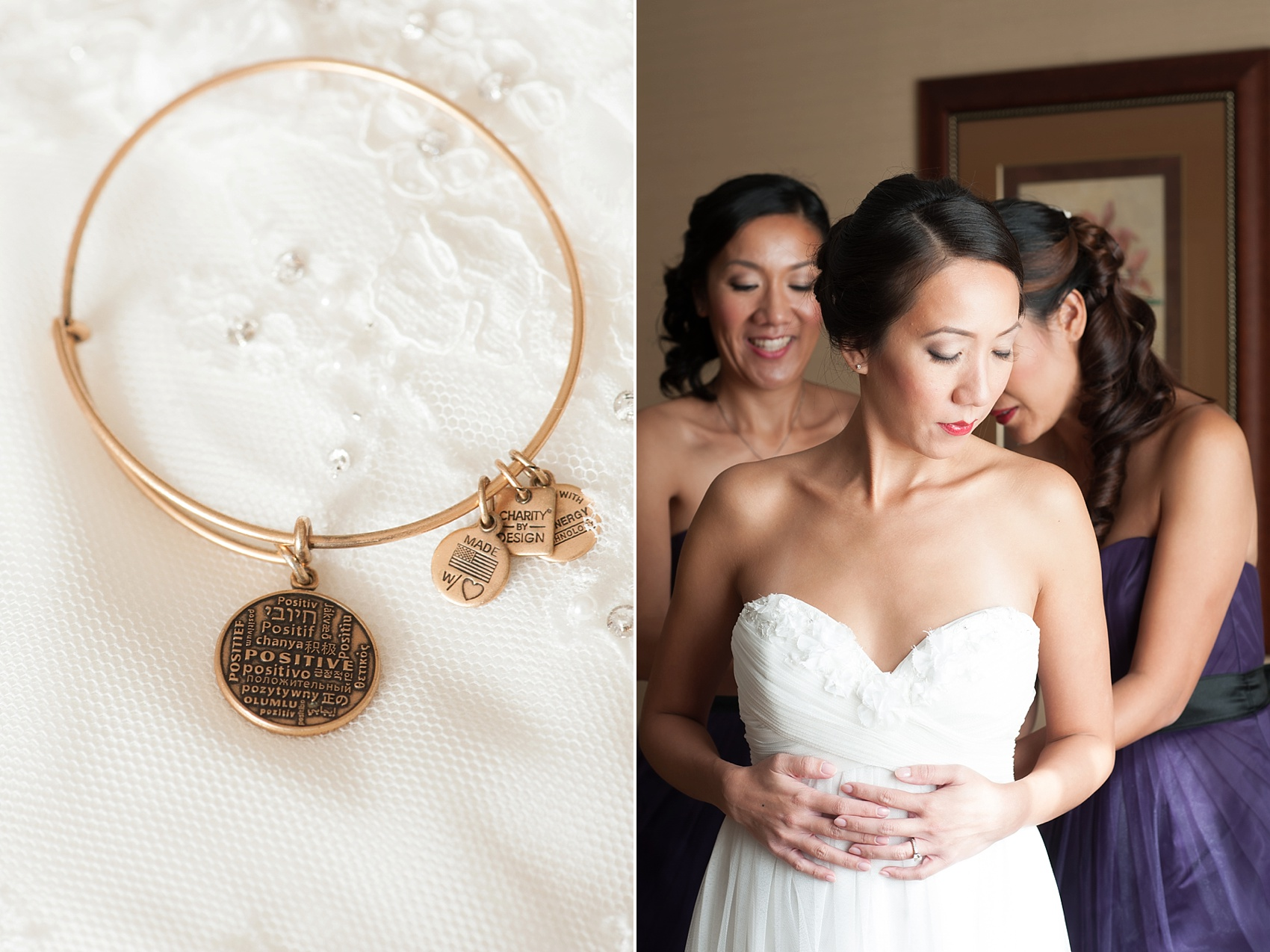 Stonehouse At Stirling Ridge Fall Wedding Photos And Alex Ani Positive Charm