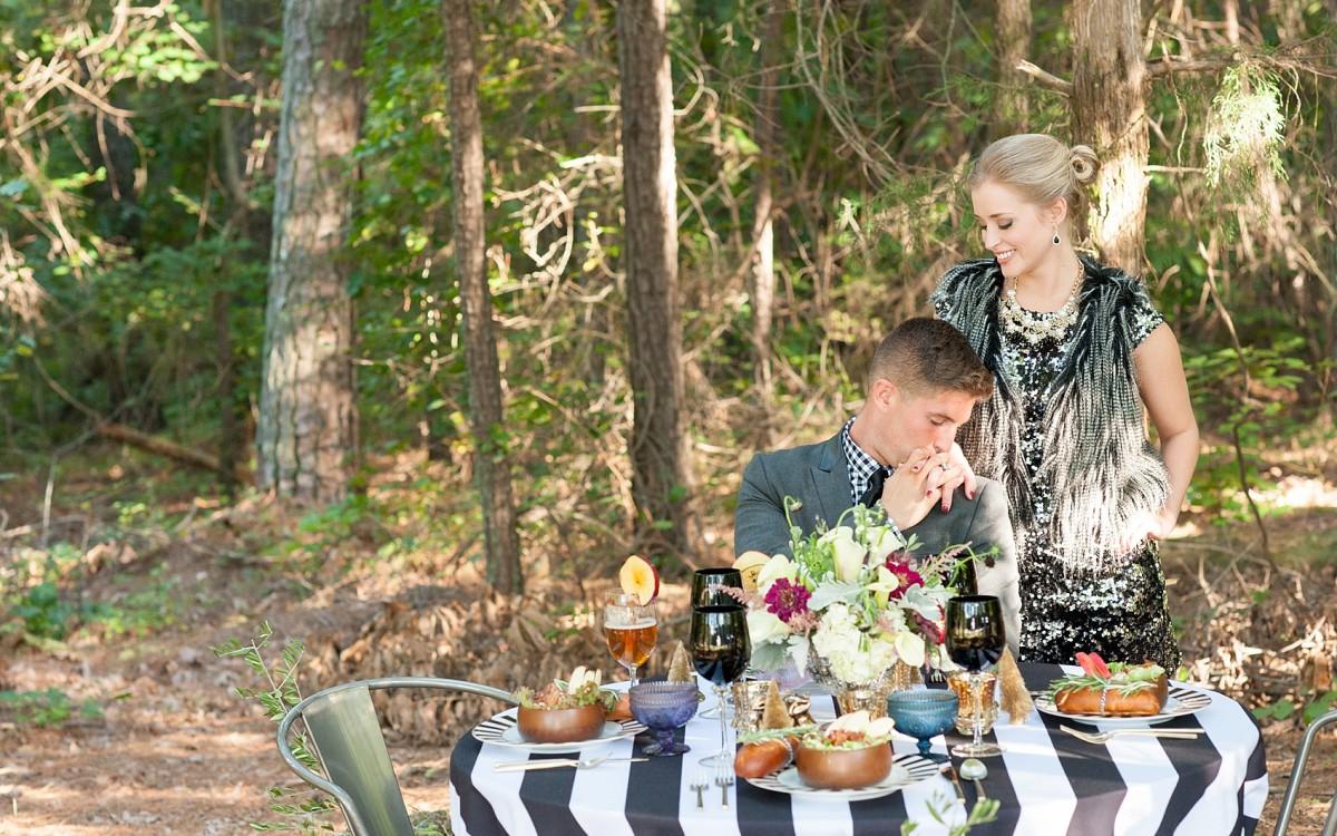 Umstead Bride and Groom Inspiration Photos •Raleigh, NC • Wedding Photography
