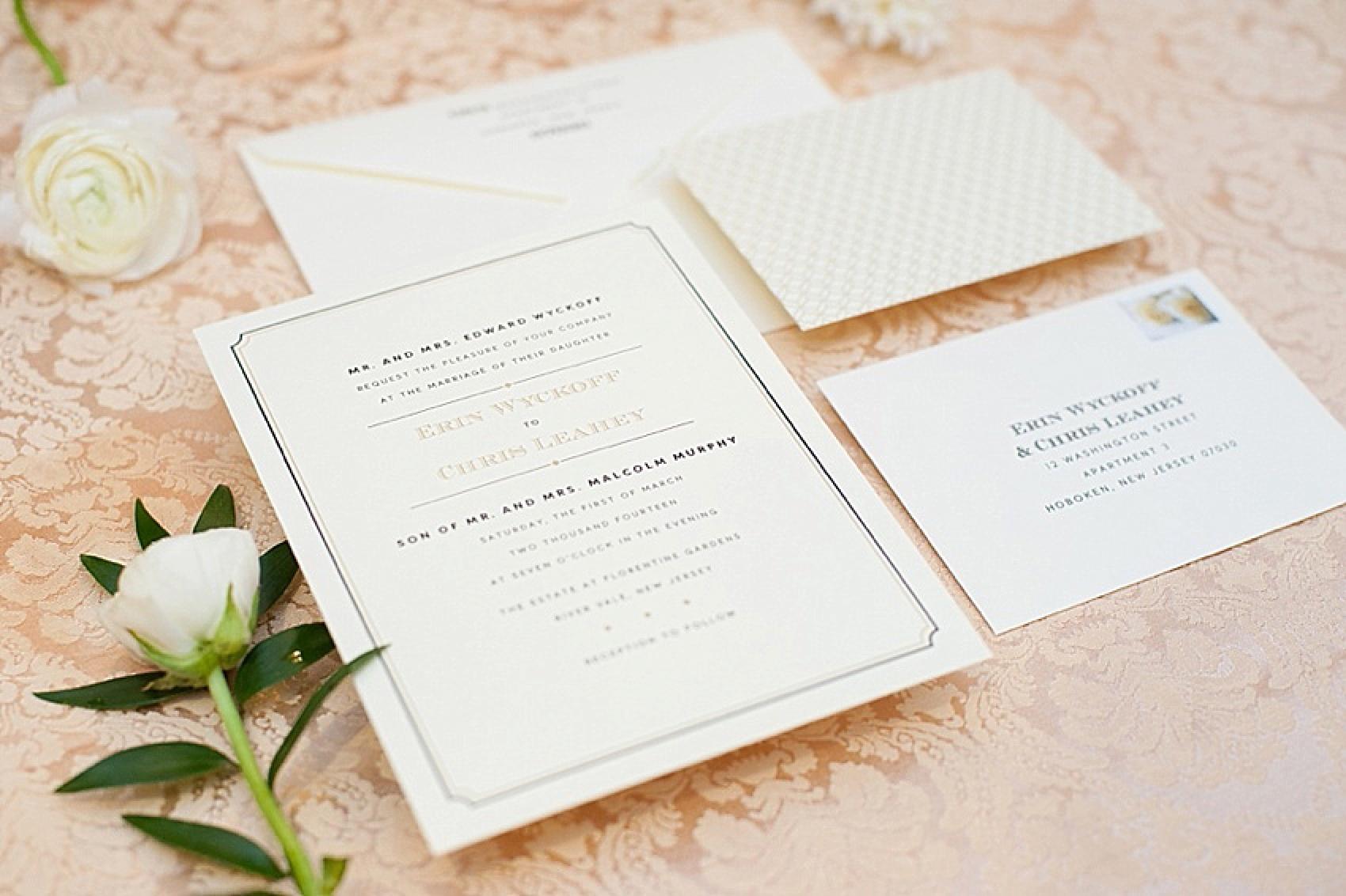 wedding invitations photos stationery paper suites gatsby wedding invitations Paper suites Wedding invitations and paper suites by Raleigh wedding photographer Mikkel Paige