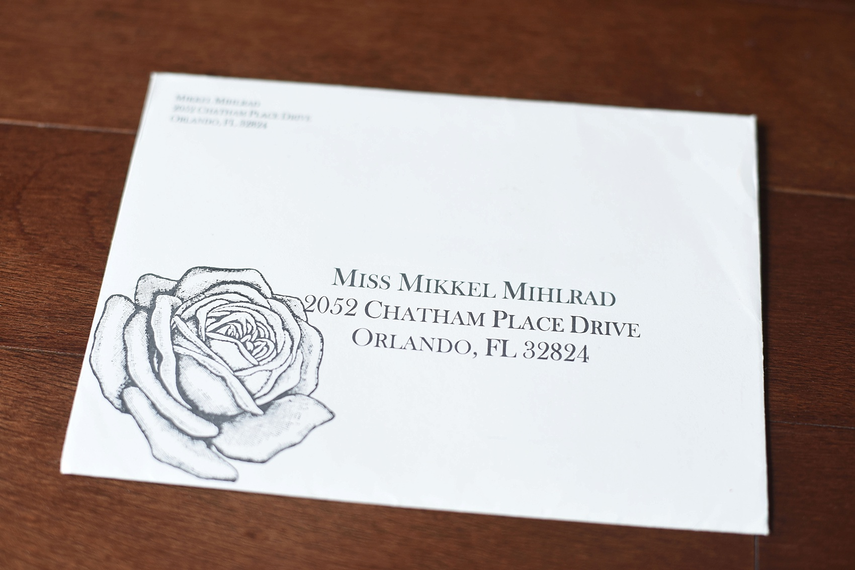 DIY Printed Invitation Envelope Addressing Options By Raleigh Wedding Photographer Mikkel Paige Calligraphy