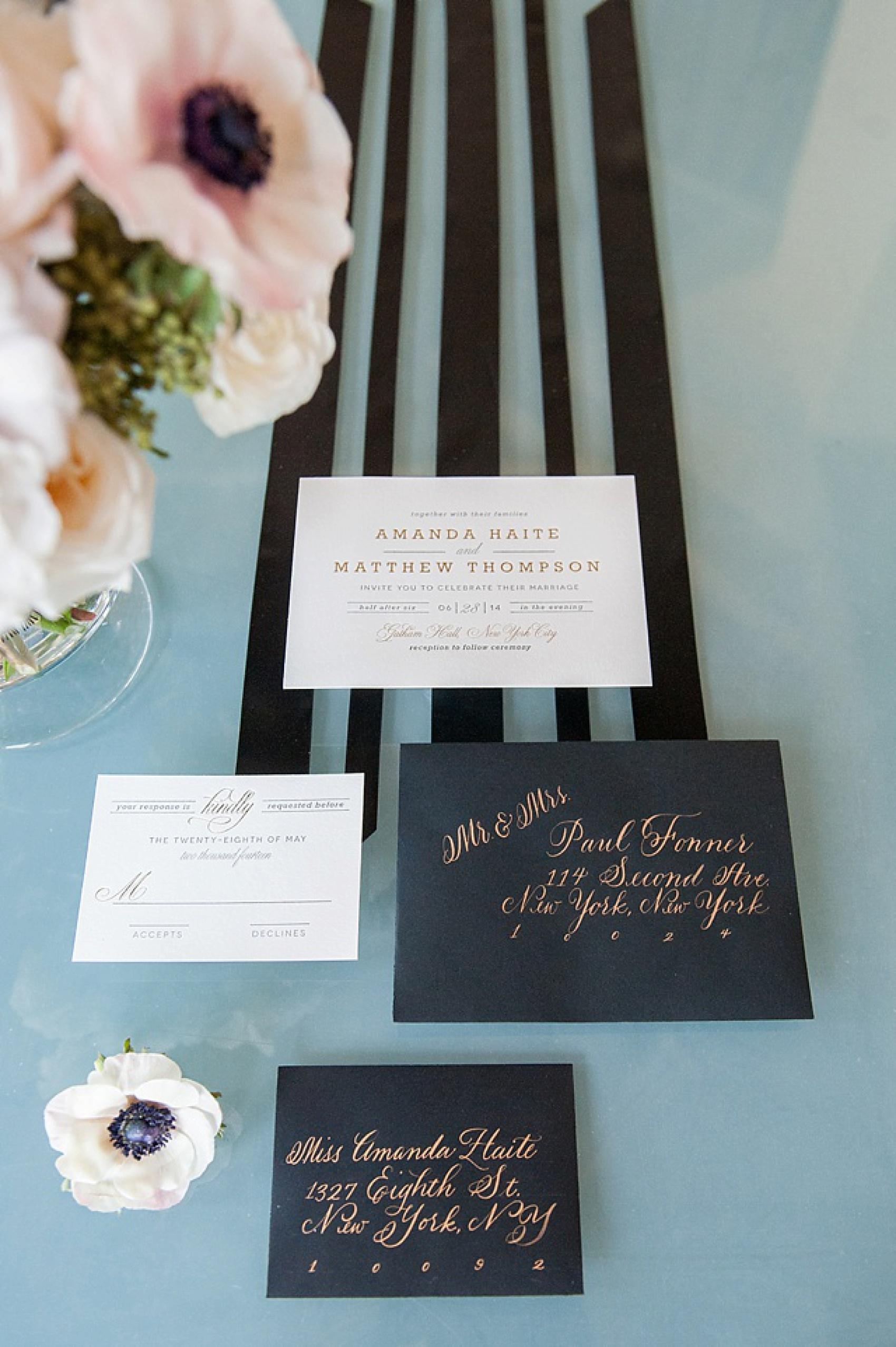 Wedding Envelope Addressing Ideas Nyc And Raleigh Wedding