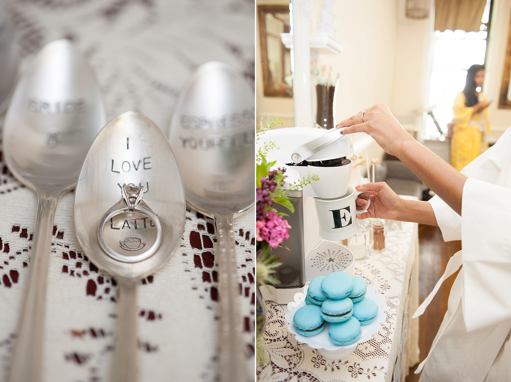 Bridesmaids Getting Ready Ideas By Mikkel Paige For Love Inc Mag And Keurig Coffee