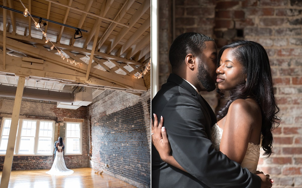 Raleigh Wedding Photographer • Stockroom at 230, Downtown Elopement