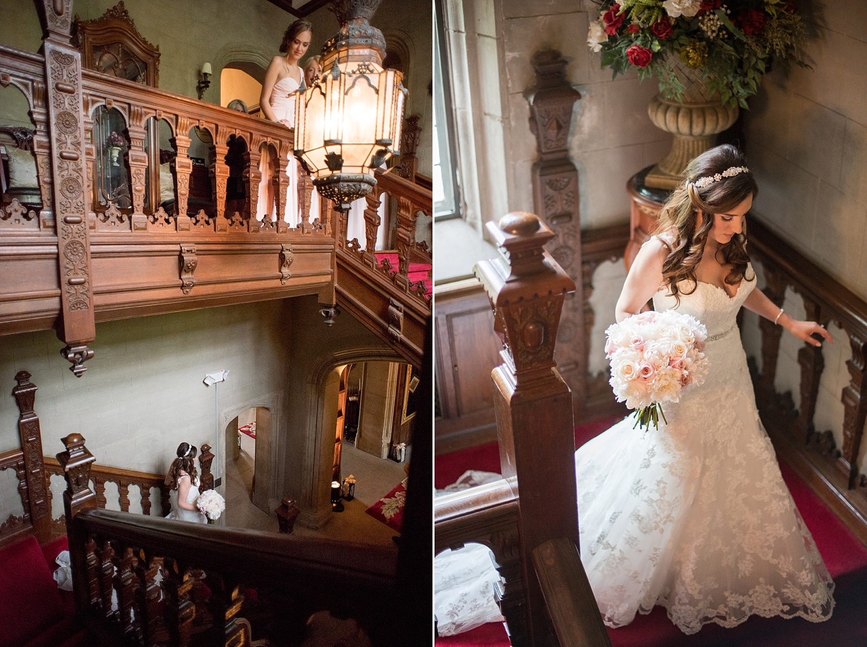 Nj Bridal Portrait For A Skylands Manor Wedding Images By Mikkel Paige Photography
