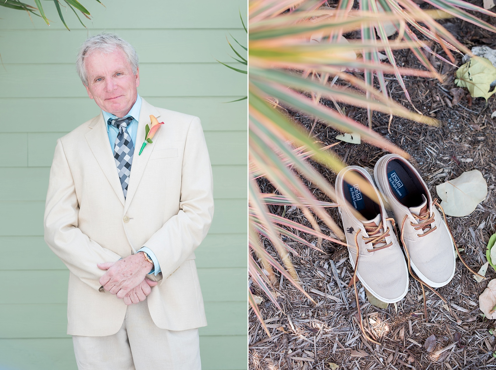 Captiva Island wedding with a beach ceremony. Photos by Mikkel Paige Photography.