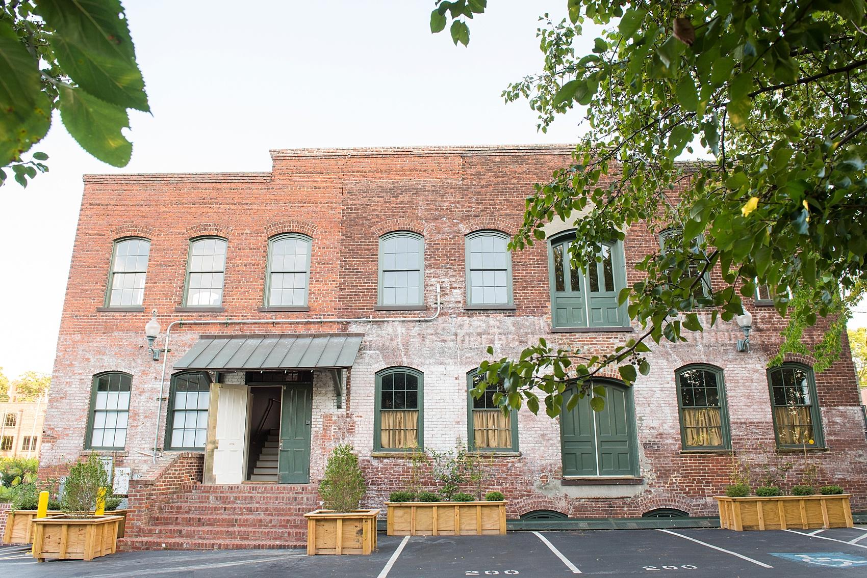 Melrose Knitting Mill Wedding : Raleigh wedding photographer melrose knitting mill