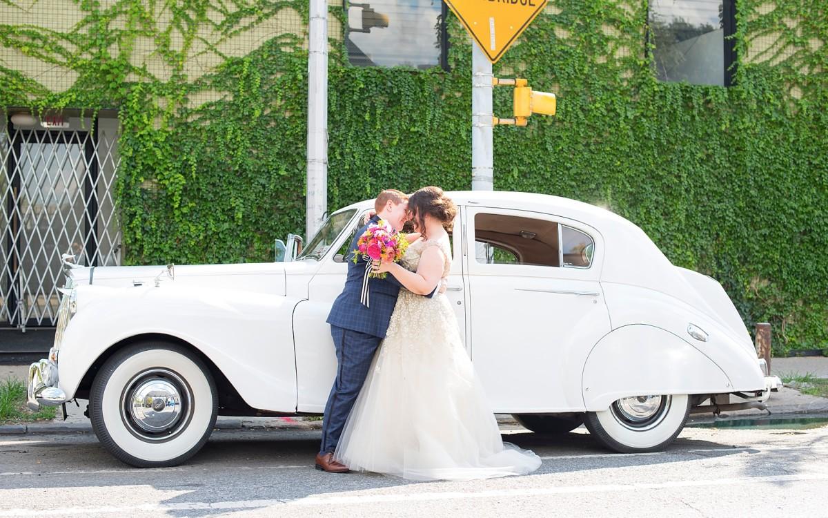 501 Union Wedding Photos • Sarah + Becca