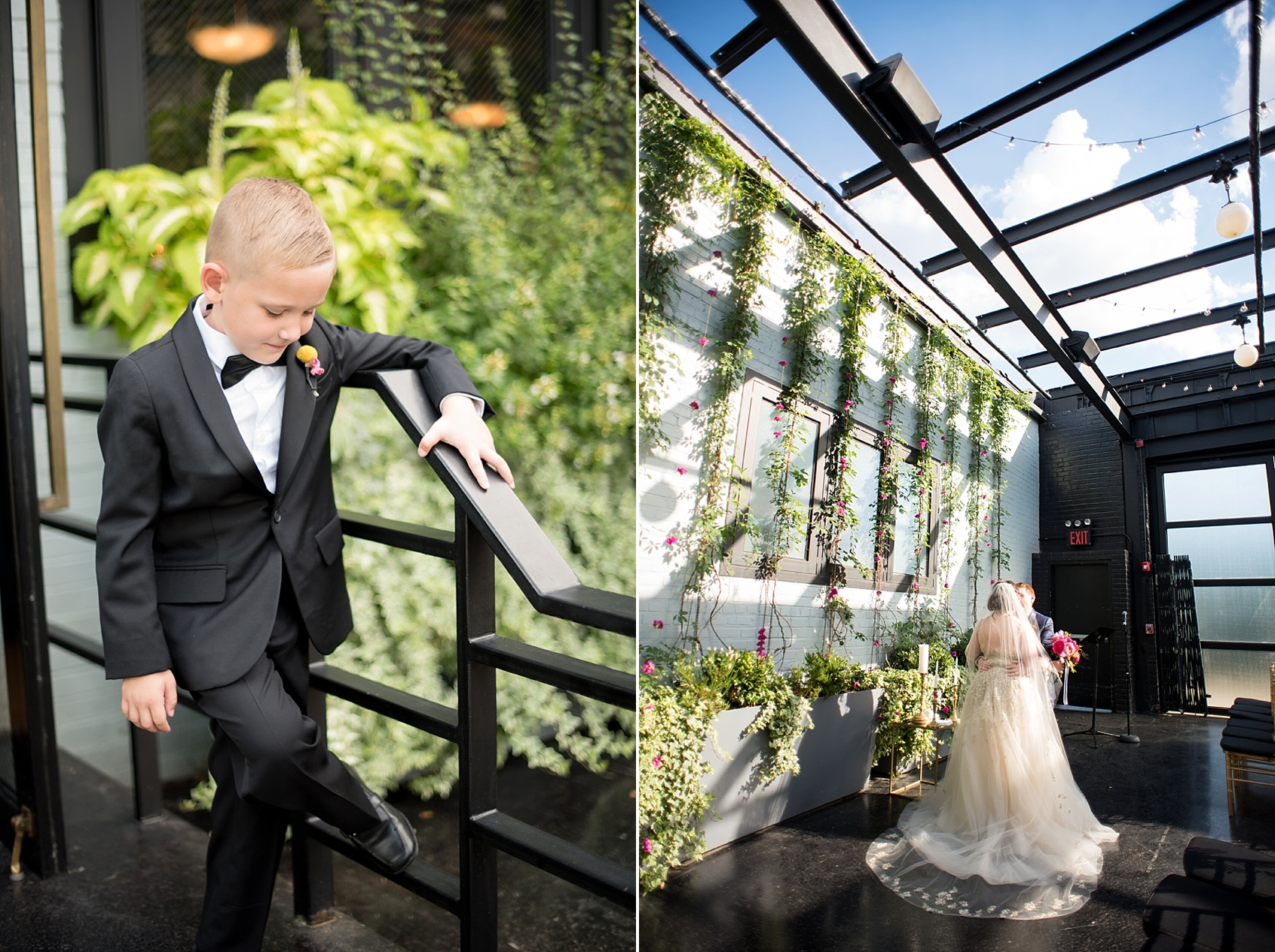 501 Union lesbian wedding. Photos by Mikkel Paige Photography, in Brooklyn, NYC. Planning by Ashley M Chamblin Events.
