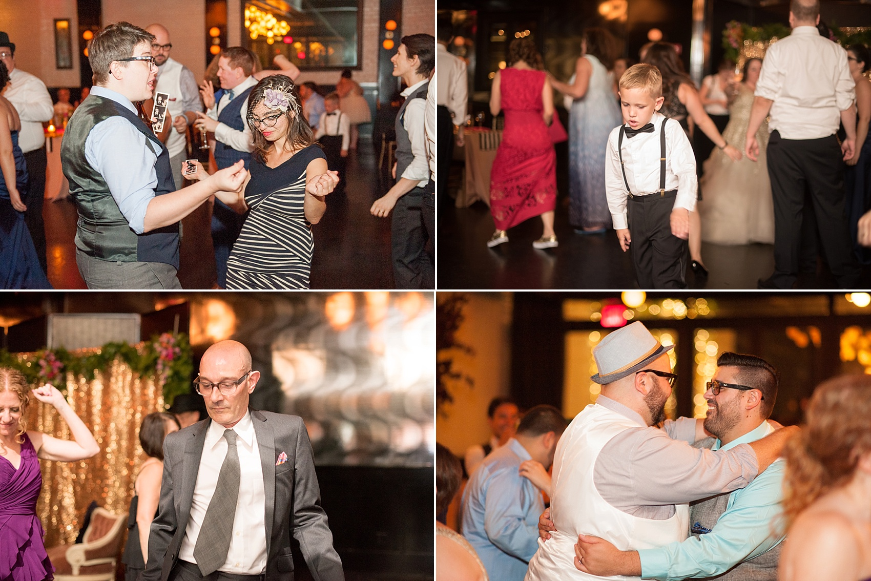 501 Union lesbian wedding in Brooklyn, NY. Photos by Mikkel Paige Photography, planning by Ashley M Chamblin.