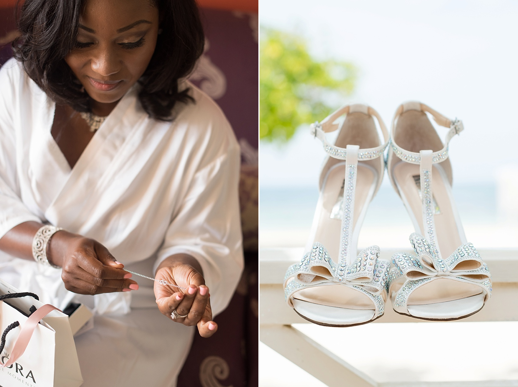Iberostar Jamaica wedding photos, Montego Bay. Images by Mikkel Paige Photography.