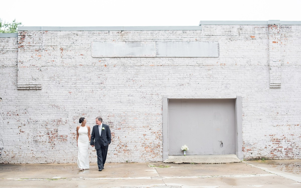 Downtown Raleigh Elopement Wedding Photos • Angel + Reggie