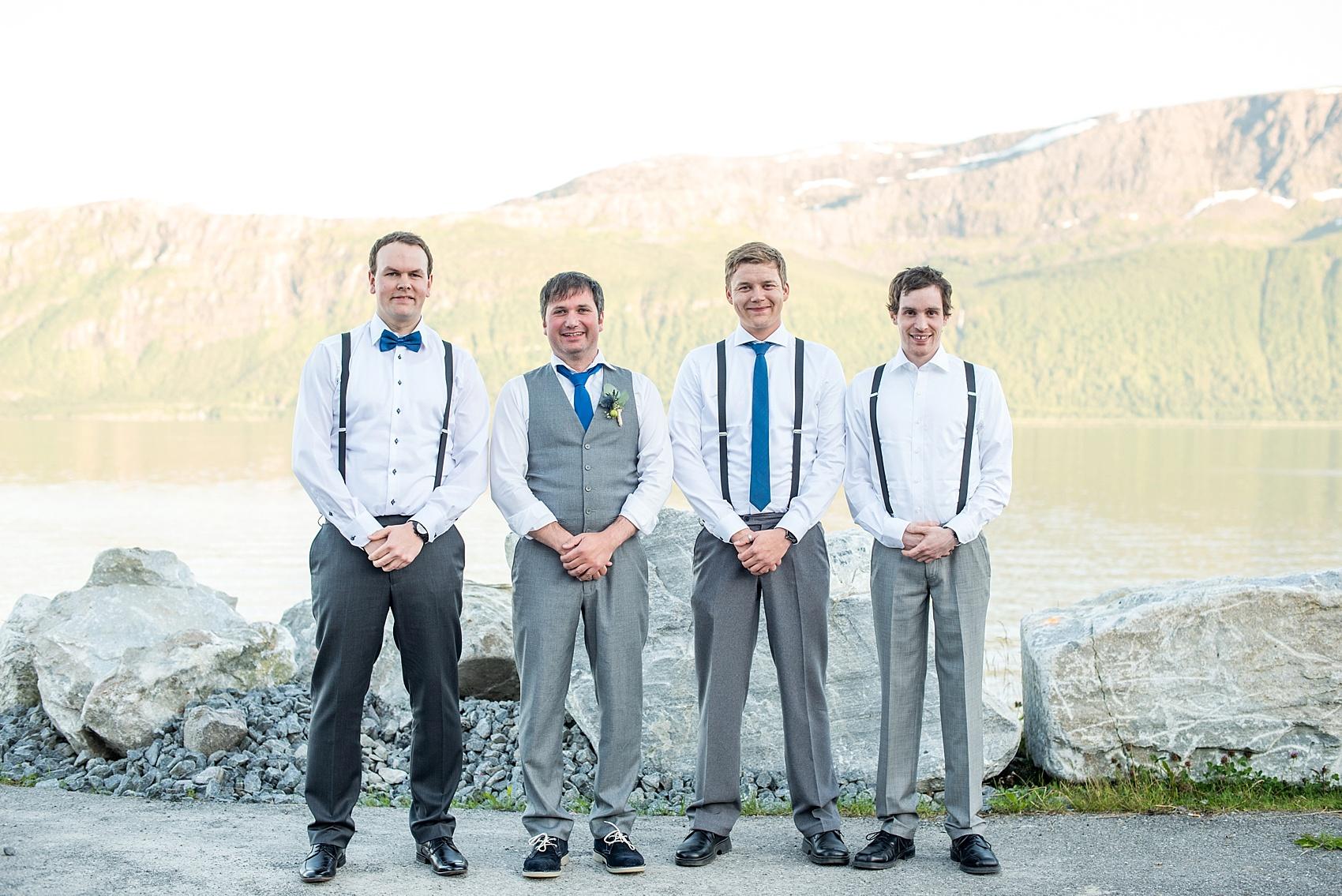 Norway Wedding Photographer • Rolløya, Northern Scandinavia • Irene ...