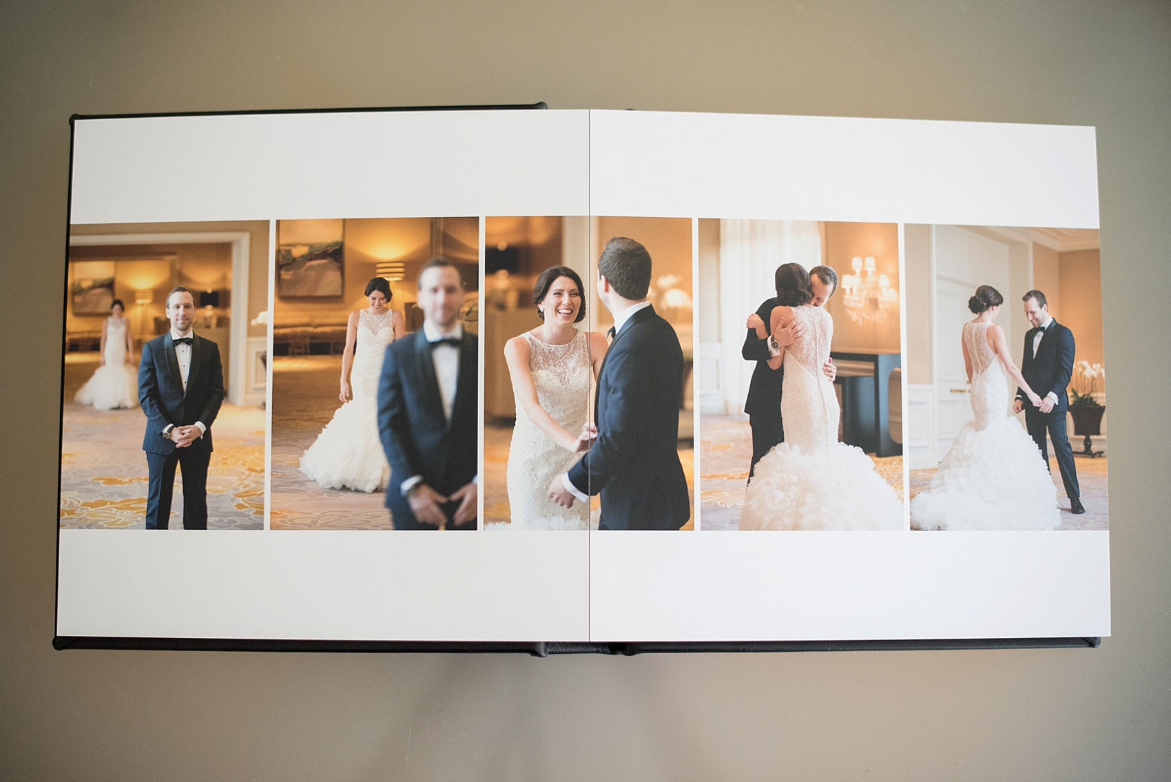 Mikkel Paige Photography NYC And Raleigh Wedding Photographer Fine Art Keepsake Album