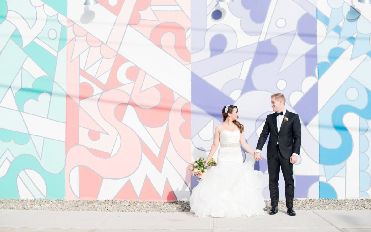 Coney Island and Fox Hollow Wedding Photos •Lisa + Greg