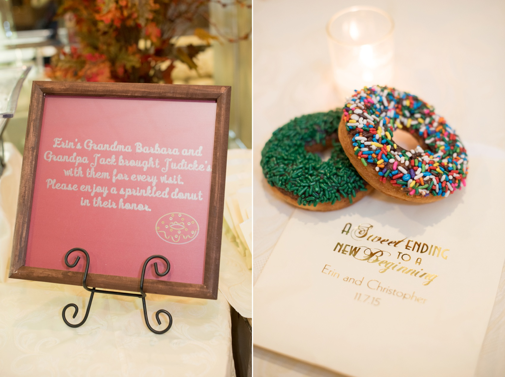 Olde Mill Inn Fall Wedding Photos • Erin + Chris | Raleigh and NYC ...