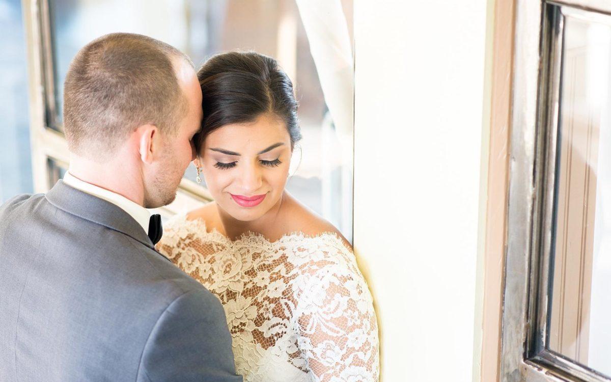 Liberty House Wedding Photos, New Jersey • Alexa + Cory