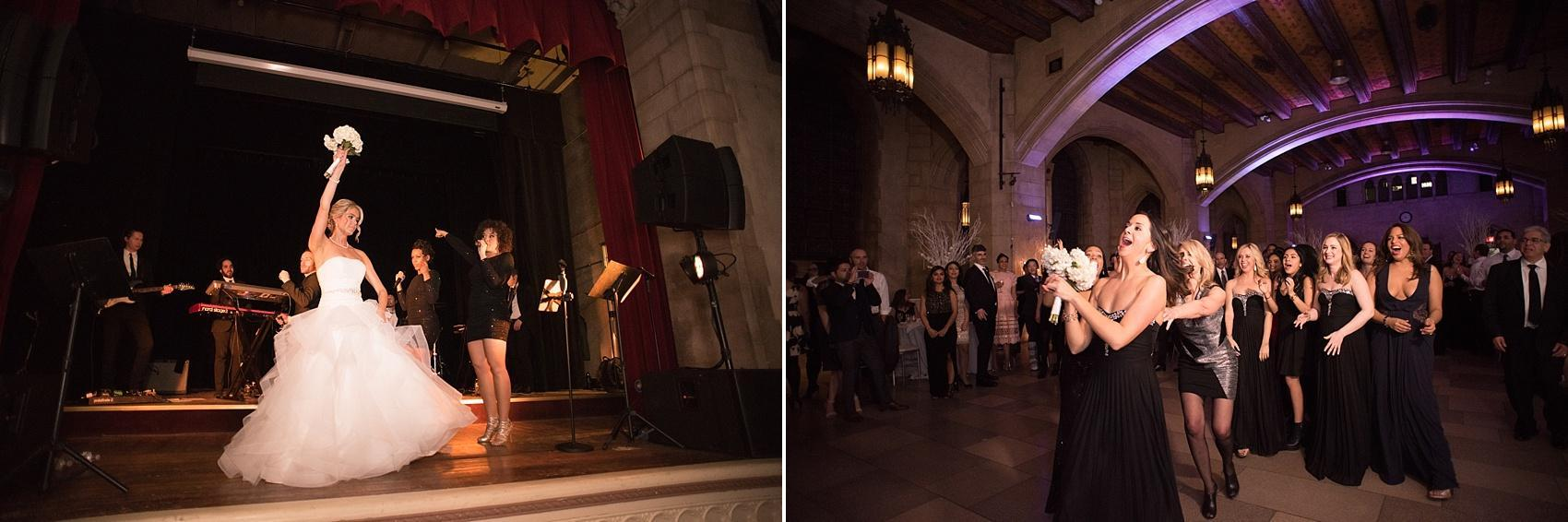 Image By Mikkel Paige Photography For A Riverside Church Wedding In Nyc