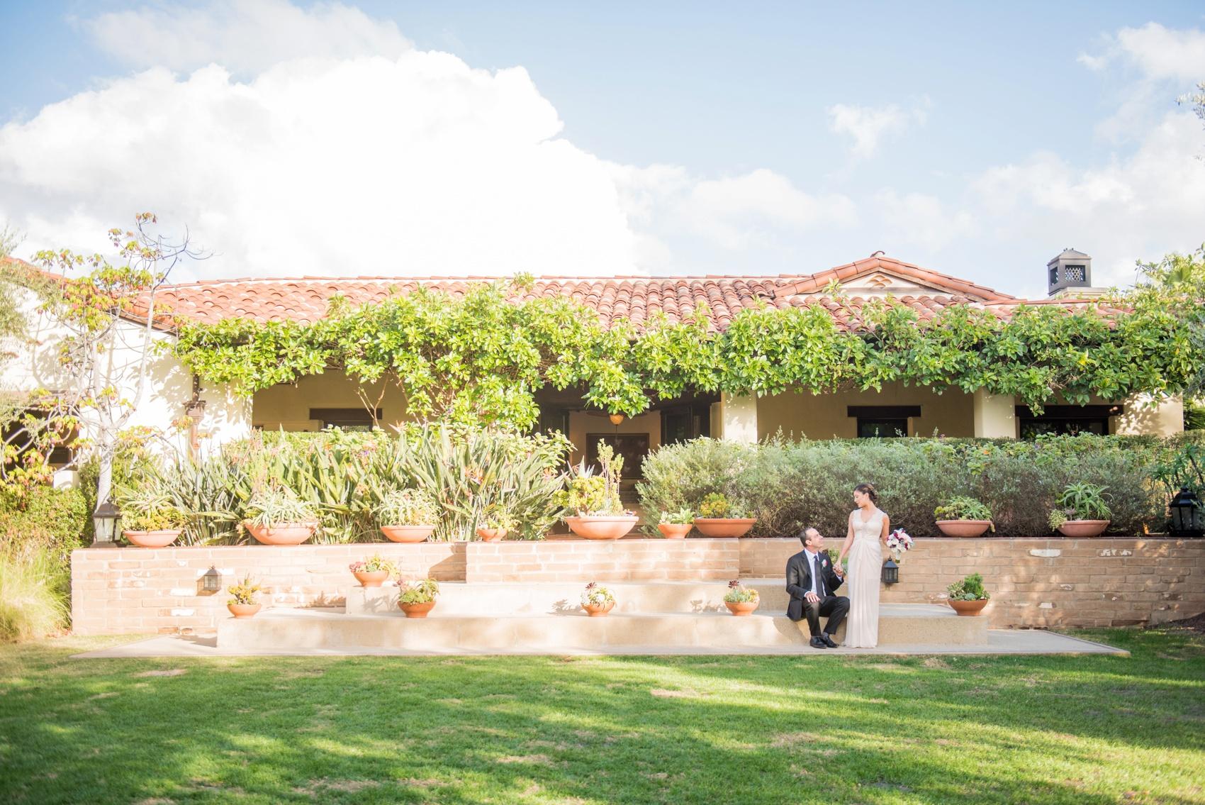 Estancia La Jolla wedding photos by Mikkel Paige Photography.