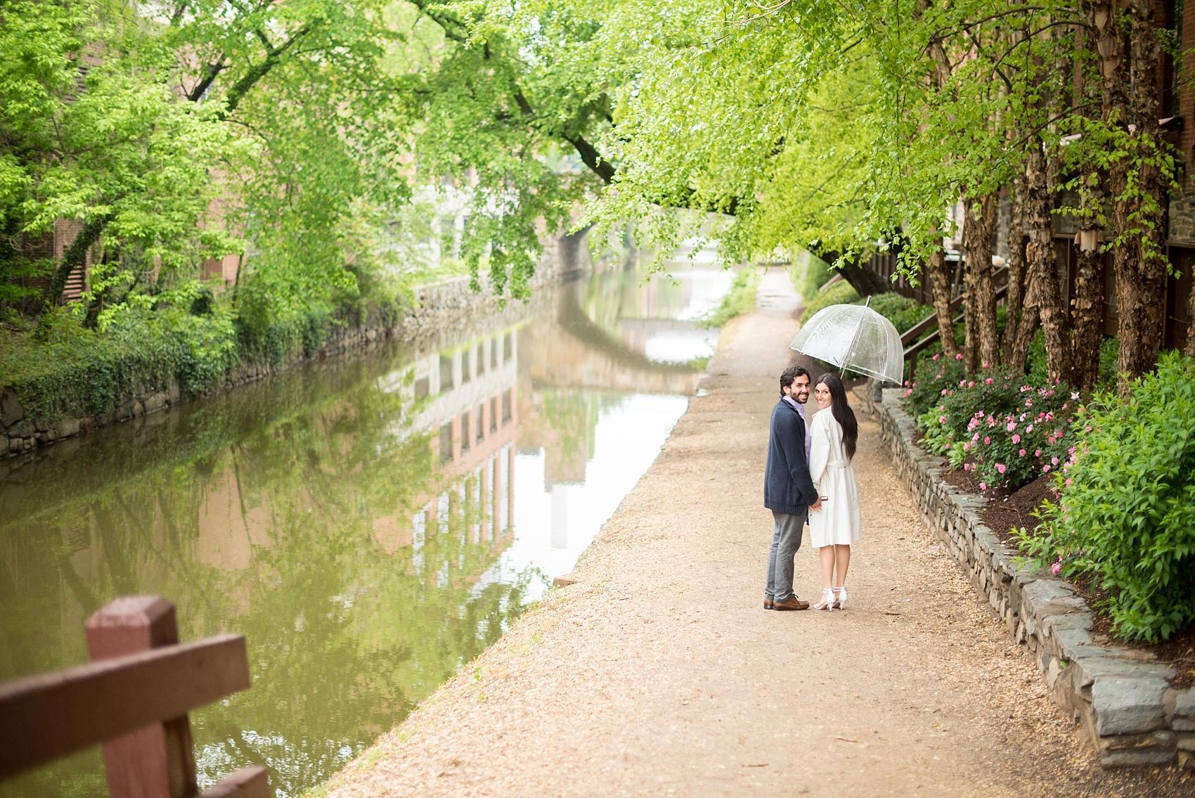 One Path Super >> Georgetown Canal Engagement Photos • Erica + Daniel ...