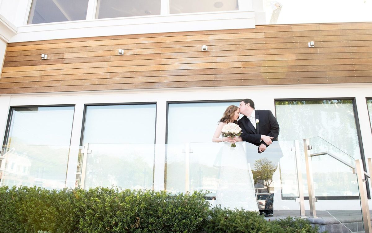 Harbor Club at Prime Wedding Photos • Sneak Peek: Caitlin + Greg